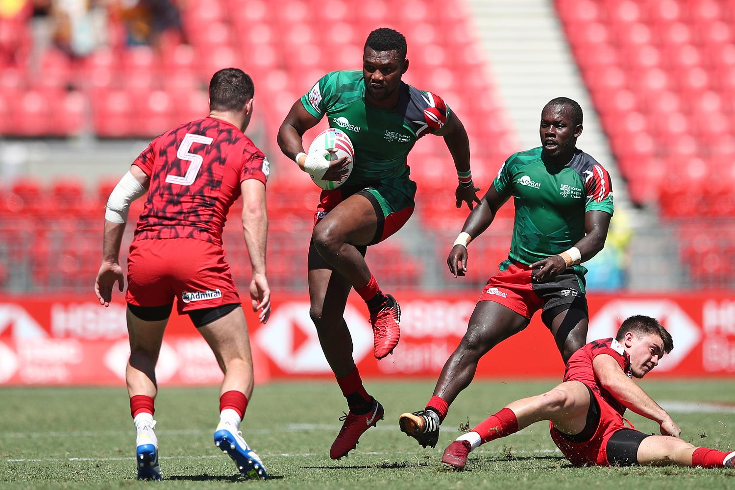 Kenya name squad for the Rugby Sevens Olympic qualifiers - Sports Leo
