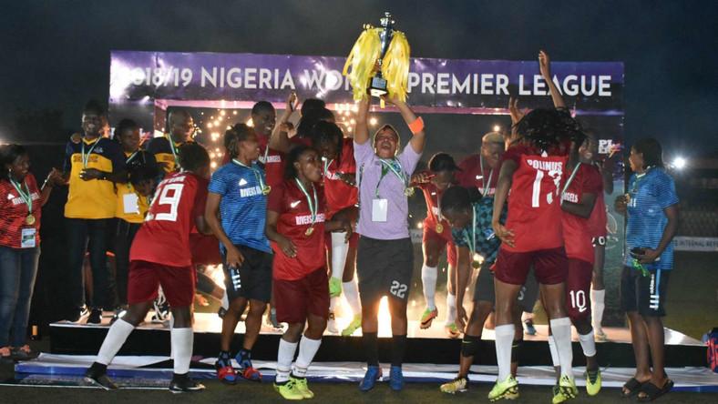 Rivers Angels reclaim Nigeria Women's Premier League title - Sports Leo