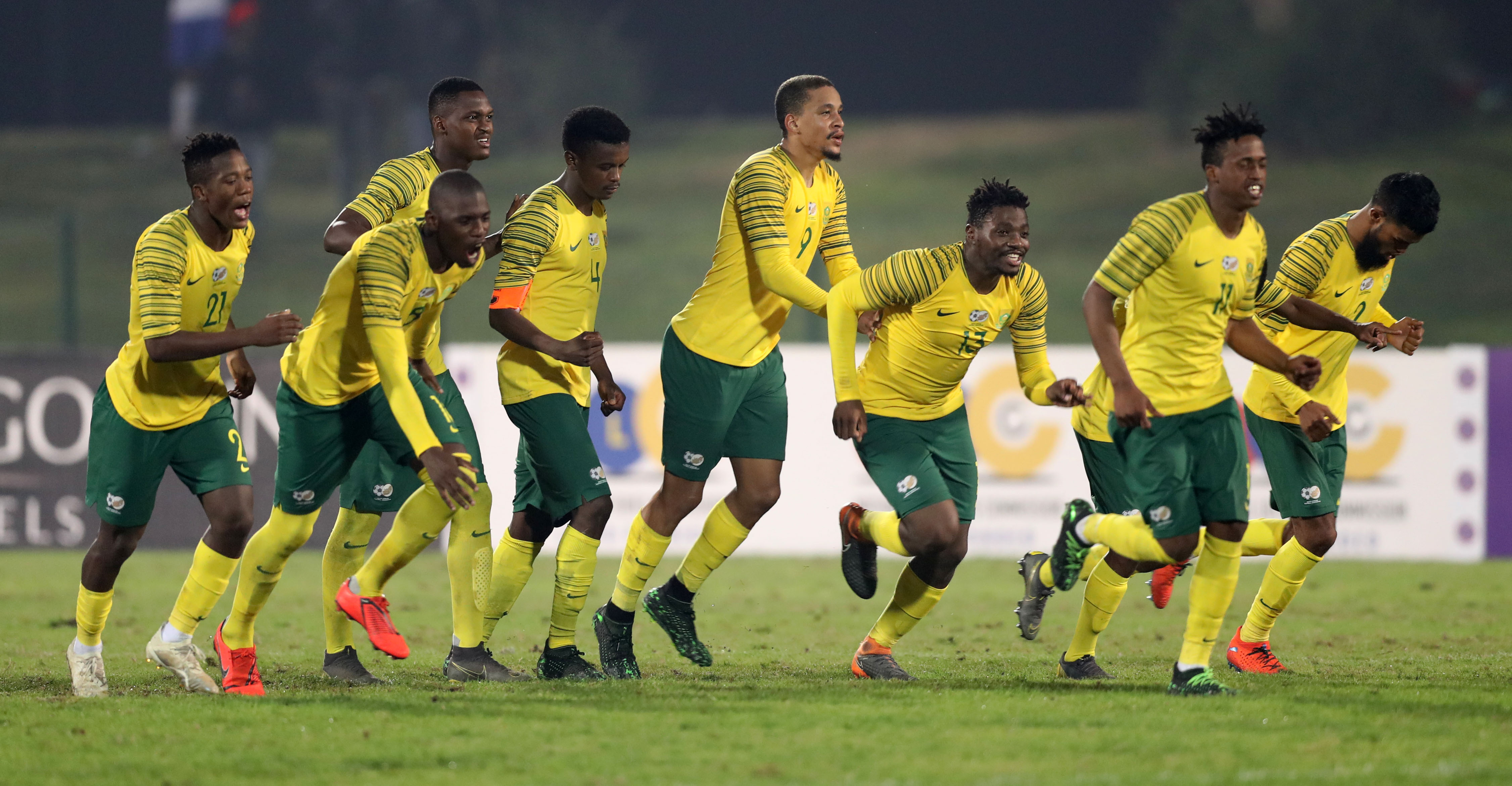 SA U-23s target Olympic glory ahead of Egypt match in Afcon - Sports Leo