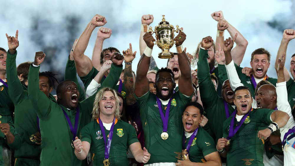 Springbok squad set for Rugby World Cup Champions Tour - Sports Leo