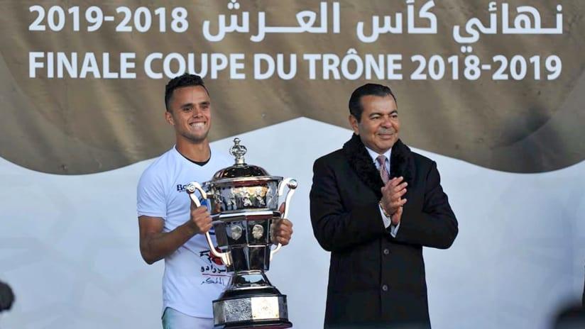 Tihad Athletic Sport Casablanca win Moroccan 'FA Cup' - Sports Leo