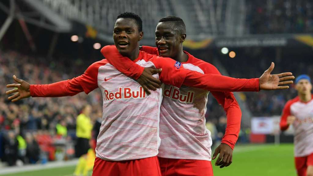 Zambia call up Austria-based Daka, Mwepu for Zimbabwe clash - Sports Leo