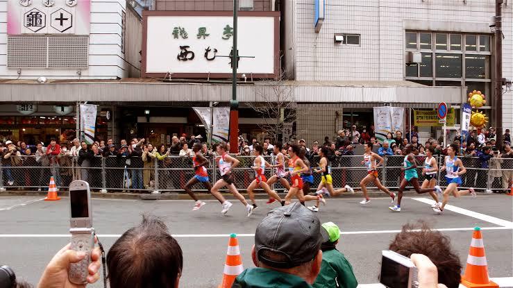 African clean sweep on podium at Saitama Marathon - Sports Leo