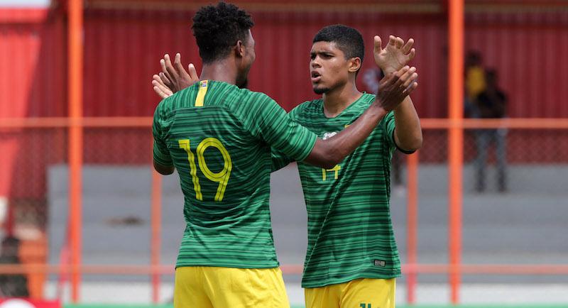 Cosafa Under-20 Championships final: South Africa v Zambia - Sports Leo