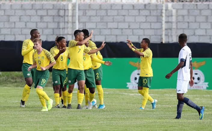 Cosafa Under-20 Men's Champs: SA draw with Madagascar - Sports Leo