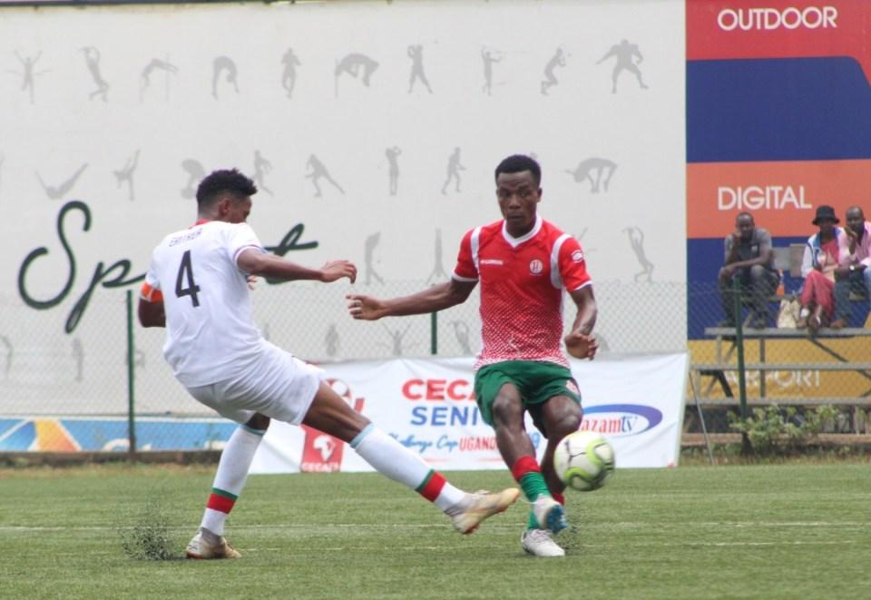 Eritrea coach Haile reflects on Cecafa Cup win over Burundi - Sports Leo