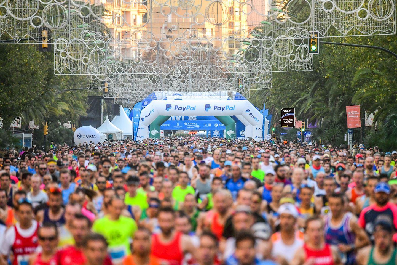 Ethiopian Tsegaw wins women's race at Malaga Marathon - Sports Leo