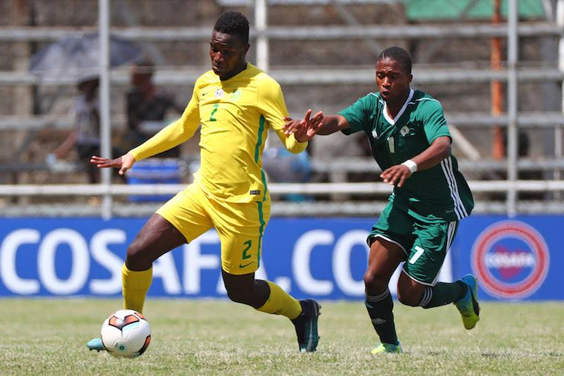 Lesotho announce squad for Under-20 Cosafa champs - Sports Leo
