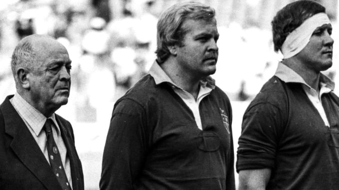 SA Rugby Union pay tribute to former Springbok Oosthuizen - Sports Leo