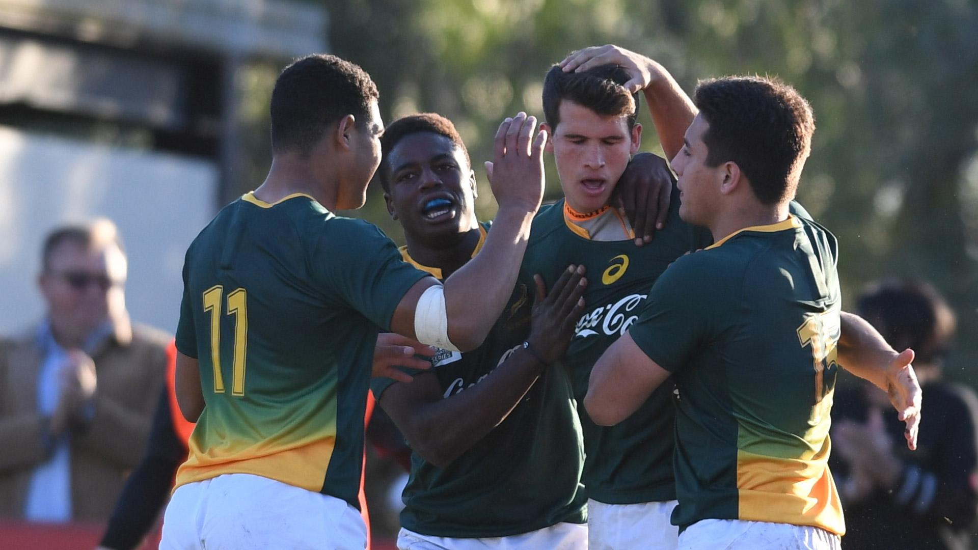 SA Under-19 team to face Georgia Under-19s - Sports Leo