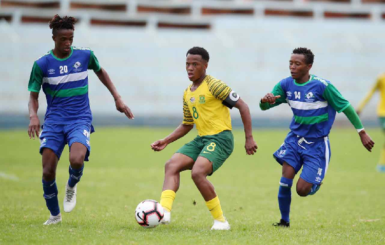 South Africa, Madagascar advance to Cosafa Under-20 semis - Sports Leo