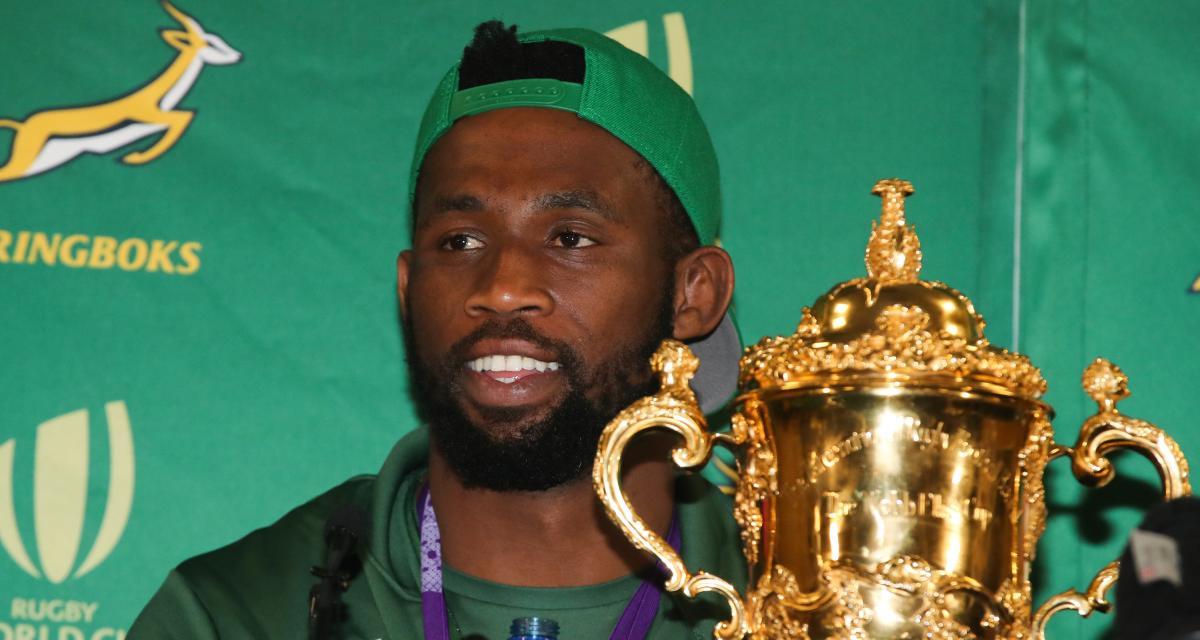 World Cup winner Kolisi backs Springbok Women's Sevens - Sports Leo