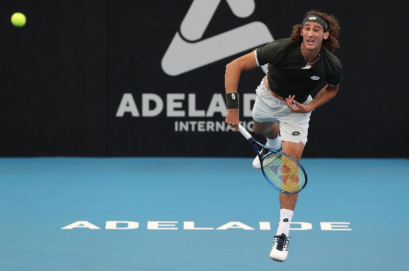 Andrey Rublev stops SA's Lloyd Harris in Adelaide final - Sports Leo