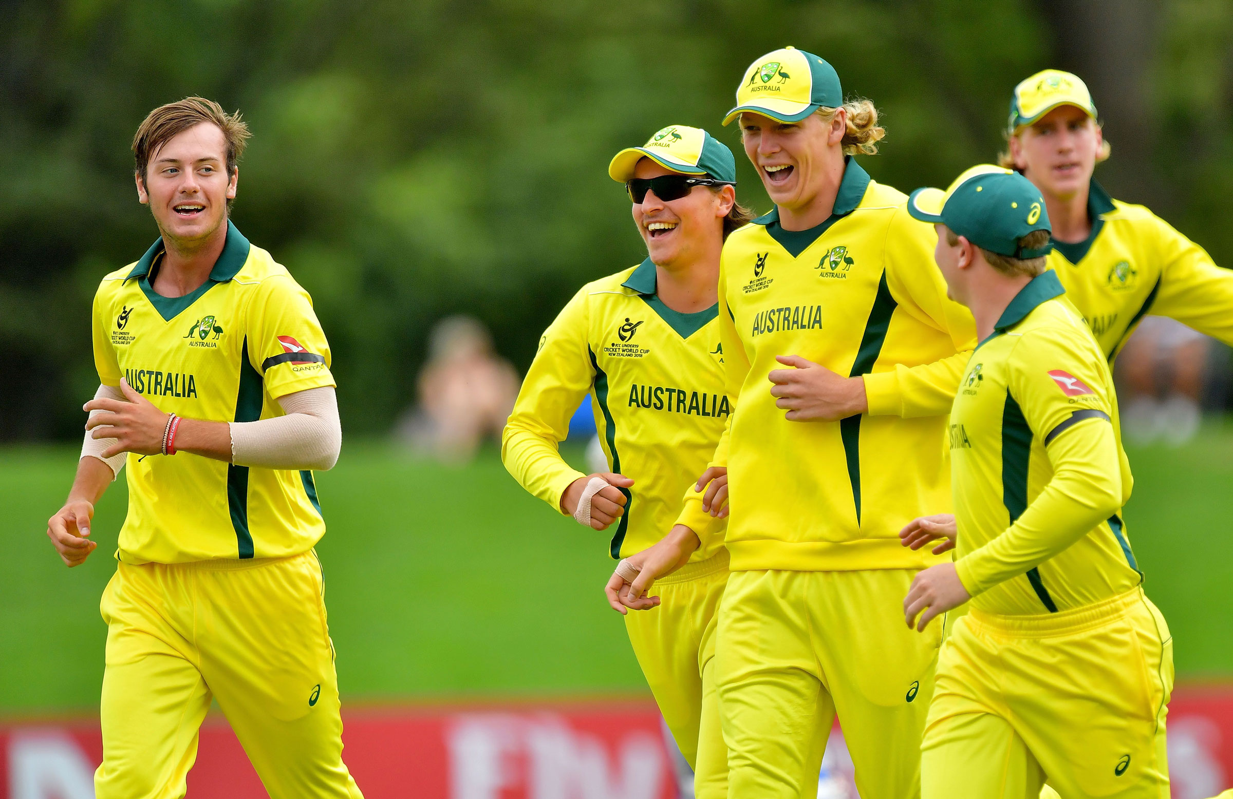 Australia thump Nigeria at Under-19 Cricket World Cup - Sports Leo