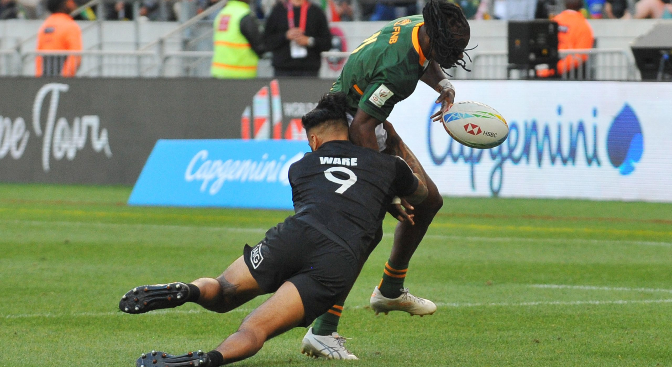 Blitzboks end 10th in Hamilton Rugby Sevens in New Zealand - Sports Leo