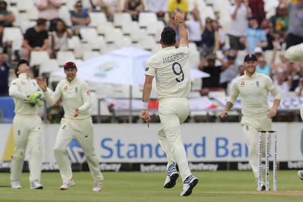 England in control against SA at 264 ahead after day three - Sports Leo