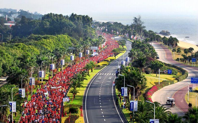 Ethiopian Armino defends women's Xiamen Marathon - Sports Leo