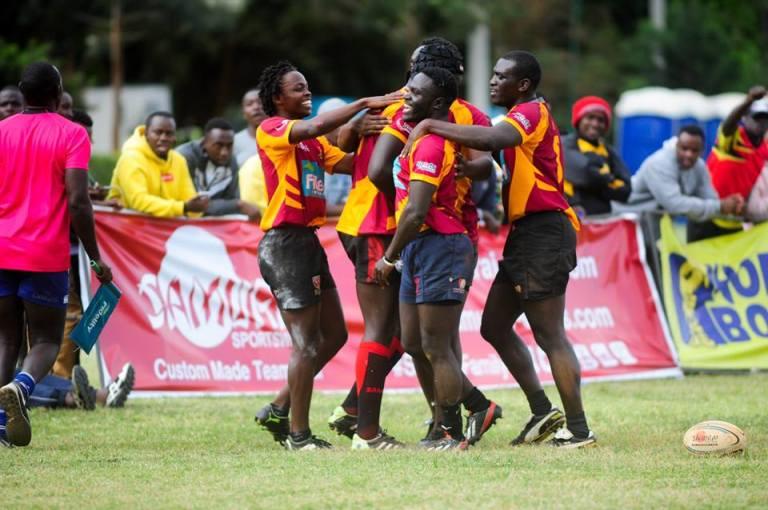 KU side Blak Blad keep survival hopes alive in Kenya Cup - Sports Leo