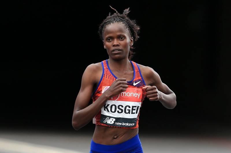 Kenyan Brigid Kosgei to defend London Marathon title - Sports Leo