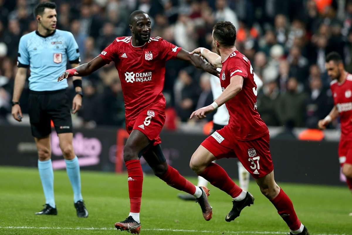 Mustapha Yatabare sends Sivassport top of Turkish Super Lig - Sports Leo