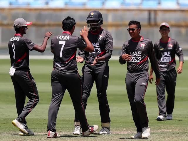 Nigeria lose to UAE Under-19 Cricket World Cup plate quarter - Sports Leo
