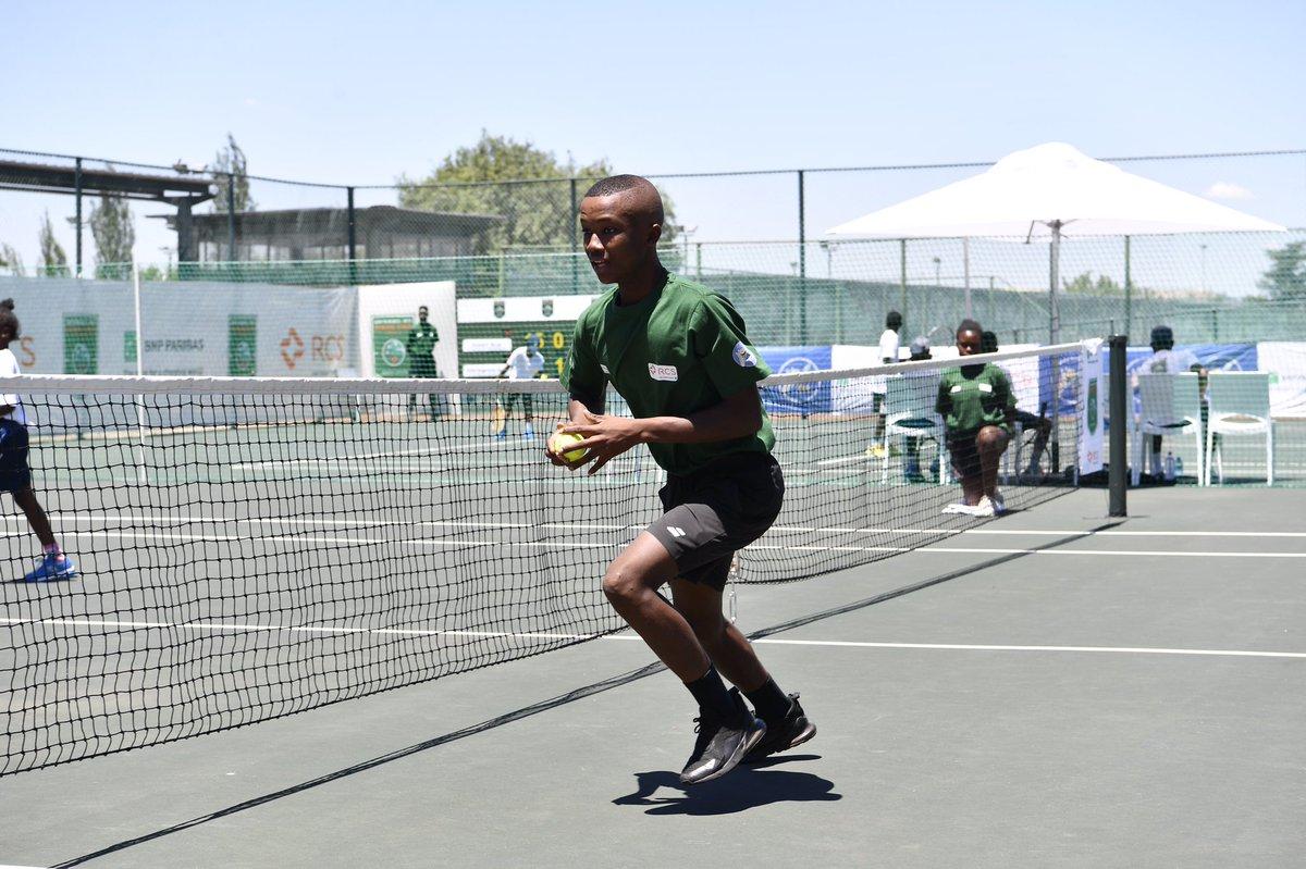 SA tennis development takes centre stage in Soweto - Sports Leo