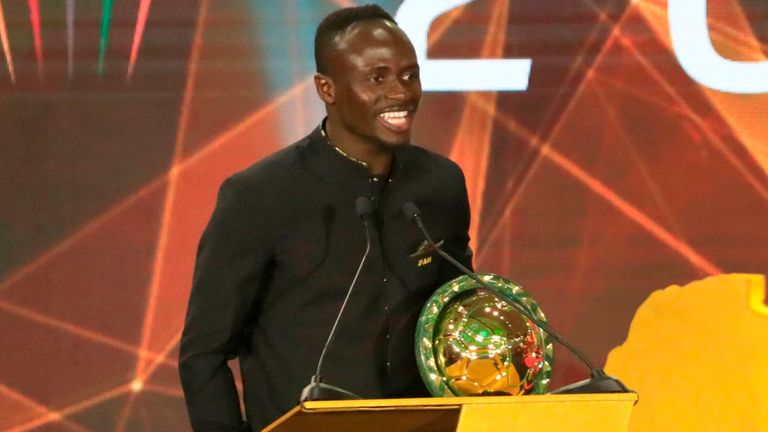 Sadio Mane crowned CAF's 2019 African Player of the Year - Sports Leo