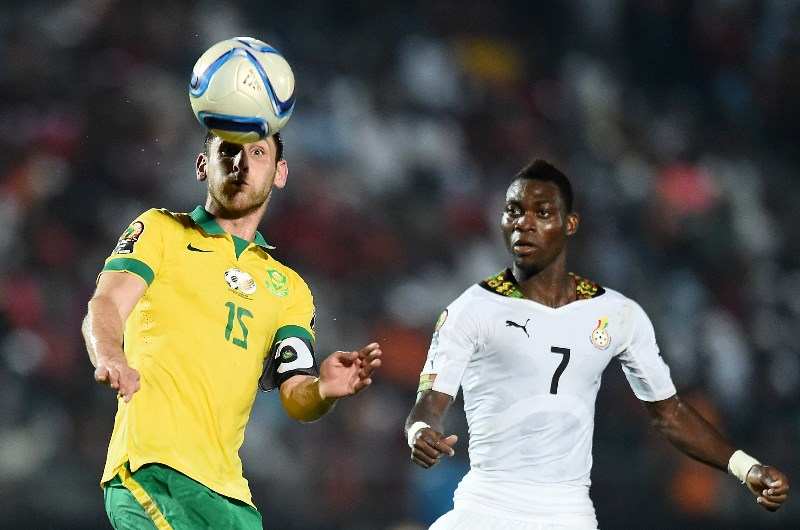 South Africa drawn with Ghana in World Cup qualifying group - Sports Leo