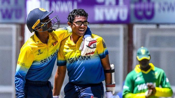 Sri Lanka secure semi-spot in Under-19 Cricket World Cup - Sports Leo