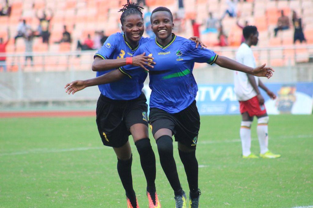 Tanzania edge Uganda in Women's World Cup qualifier - Sports Leo
