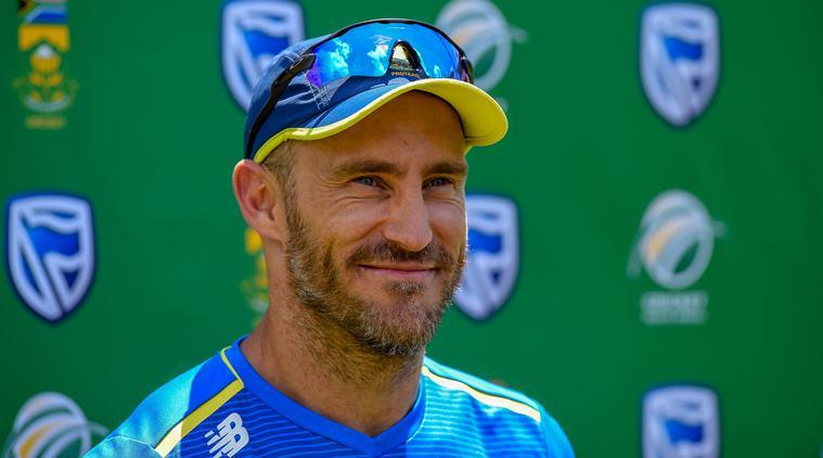 We'll keep fighting - South Africa skipper Faf Du Plessis - Sports Leo
