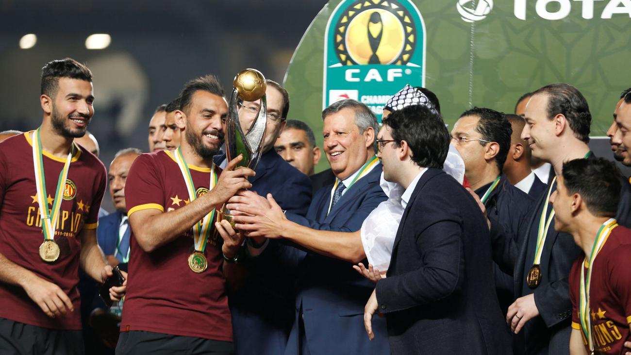 Esperance and Zamalek gear up for Caf Super Cup clash - Sports Leo
