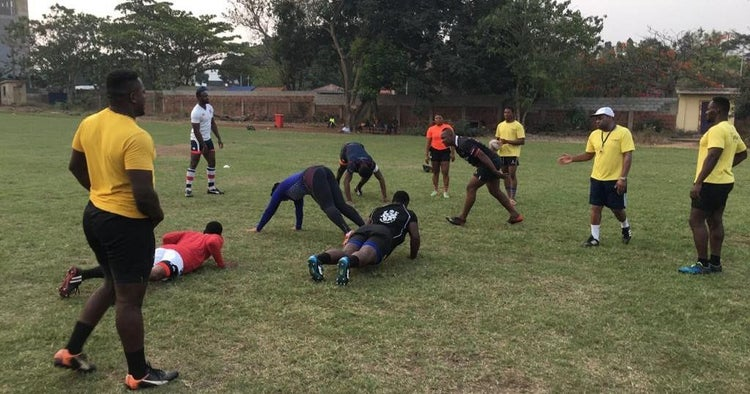 Ghana Rugby Eagles prepare for Rugby Africa Cup - Sports Leo