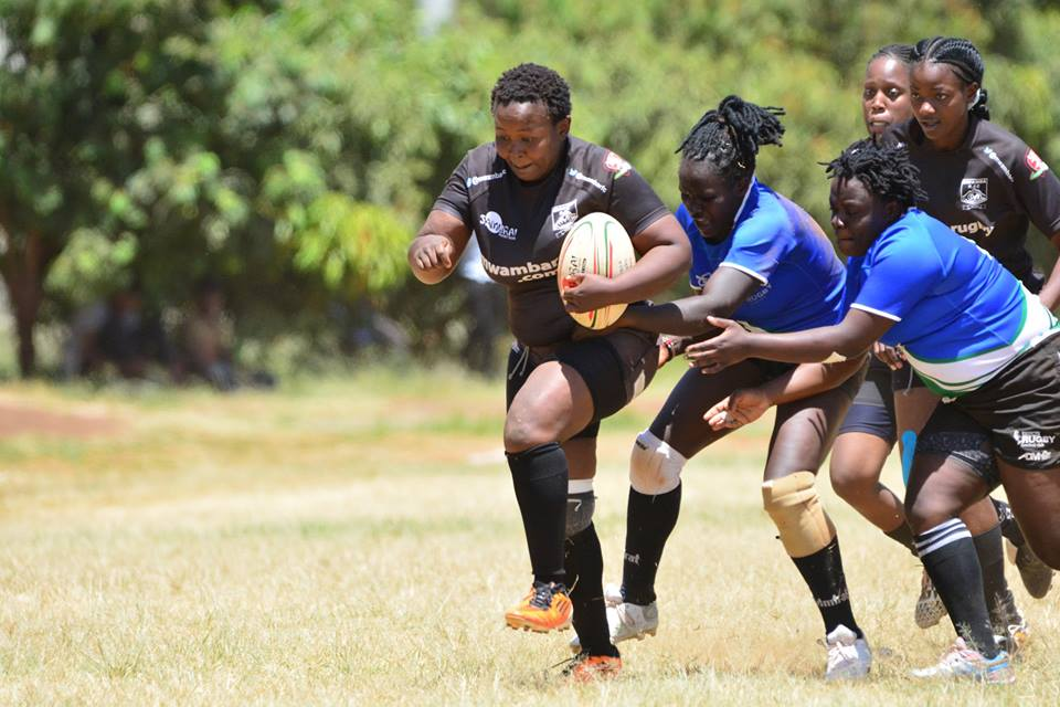 Kenya Rugby Union Women's Festival moves to Ruaraka - Sports Leo