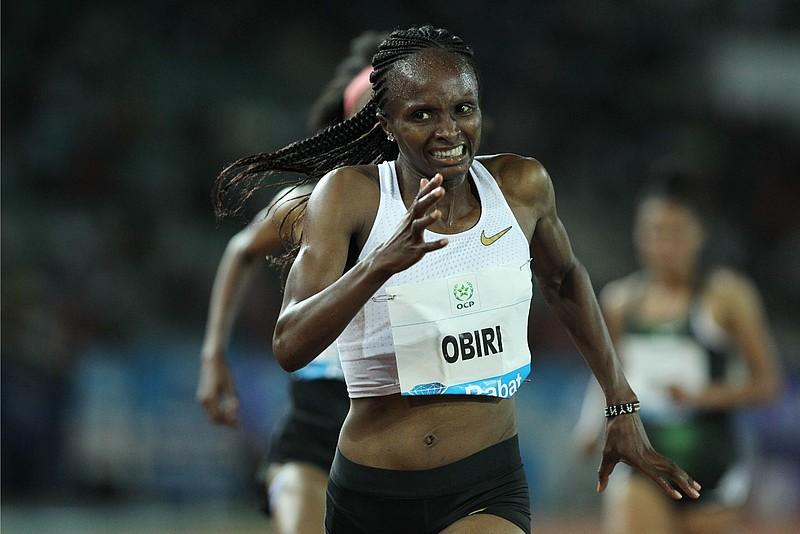 Kenyans Obiri and Chepkoech headline Doha Diamond League meeting - Sports Leo
