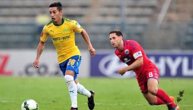 PSL finds Mamelodi Sundowns player Gaston Sirino guilty - Sports Leo