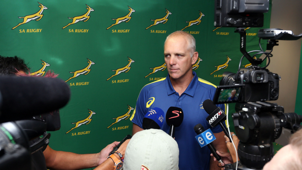 SA Rugby name 20-player squad for alignment camp - Sports Leo