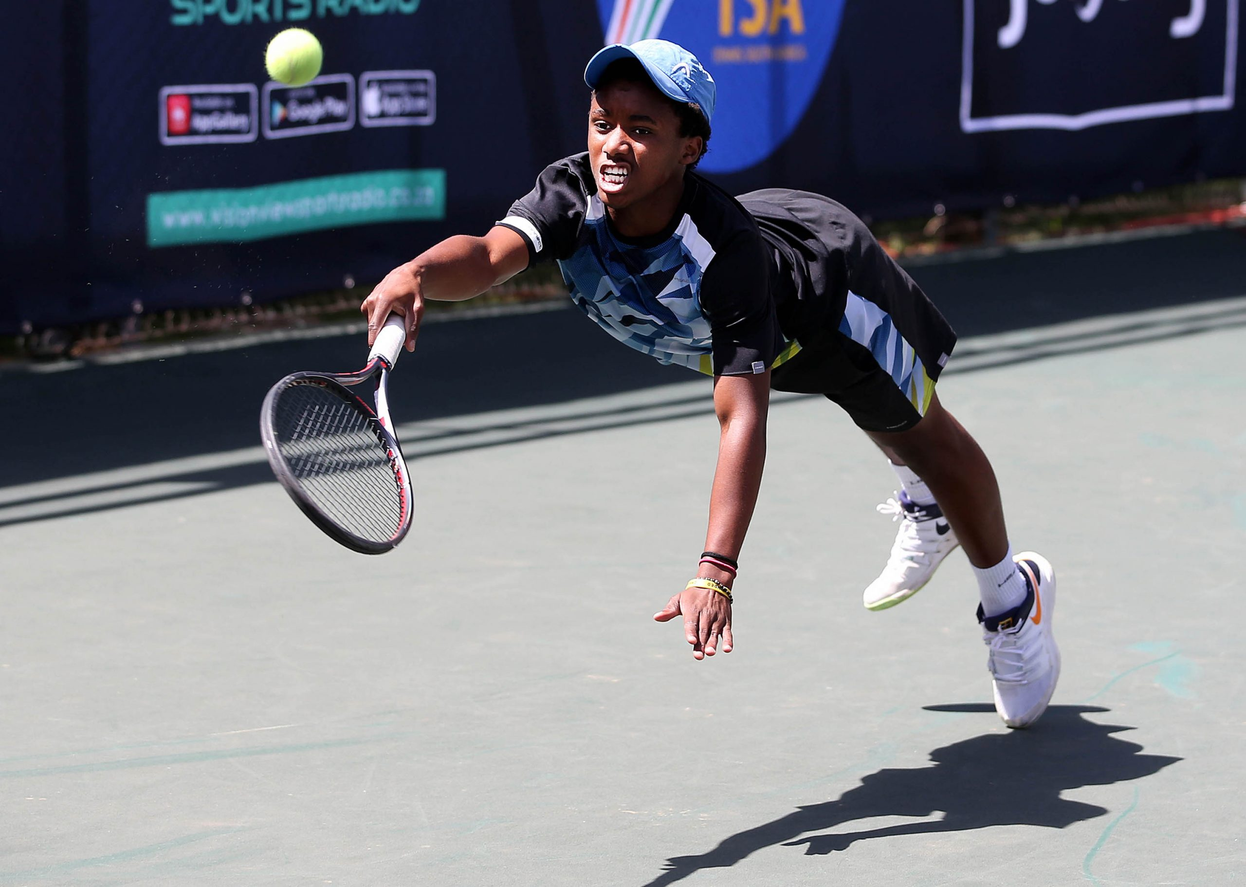 Teen sensation Montsi included in SA Davis Cup team - Sports Leo