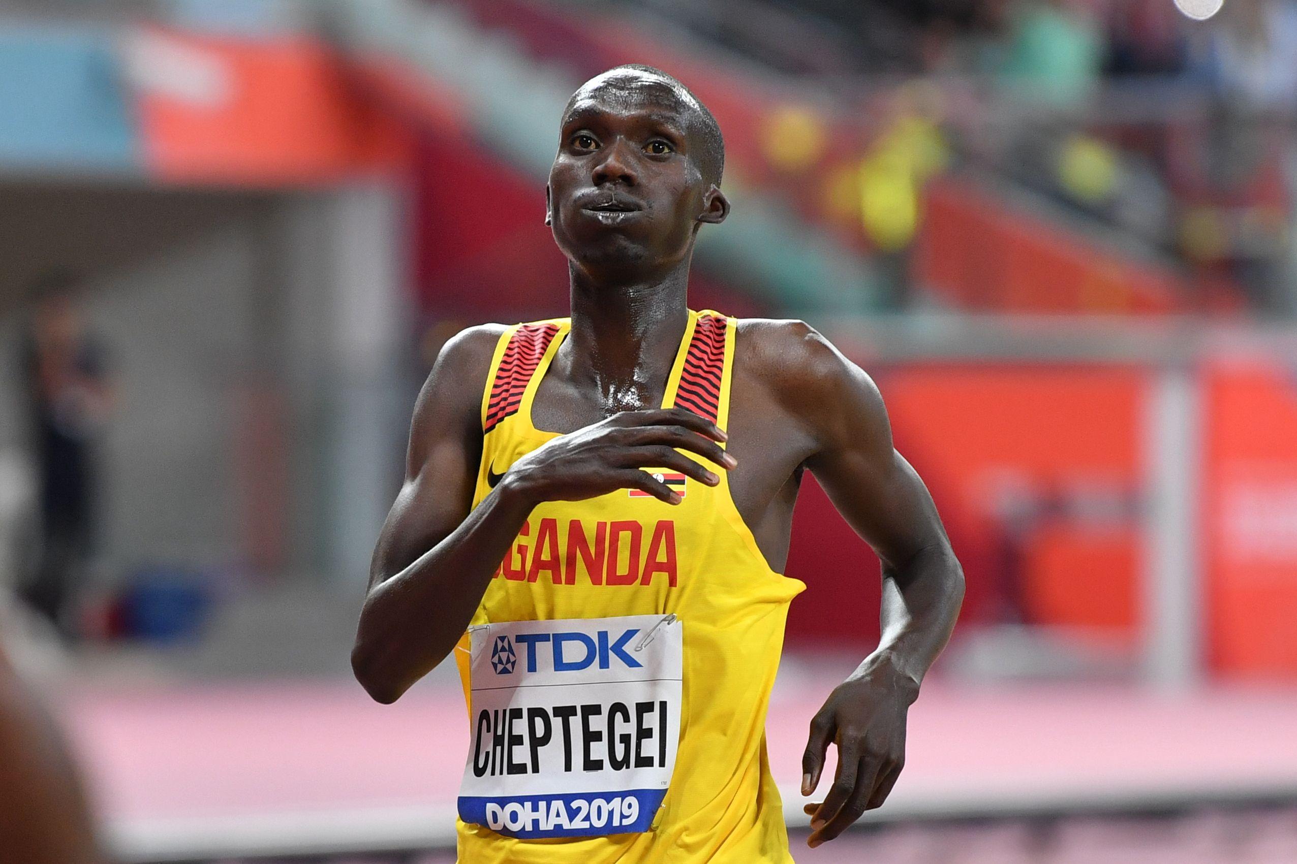 Uganda's Cheptegei shatters 5km world record in Monaco - Sports Leo
