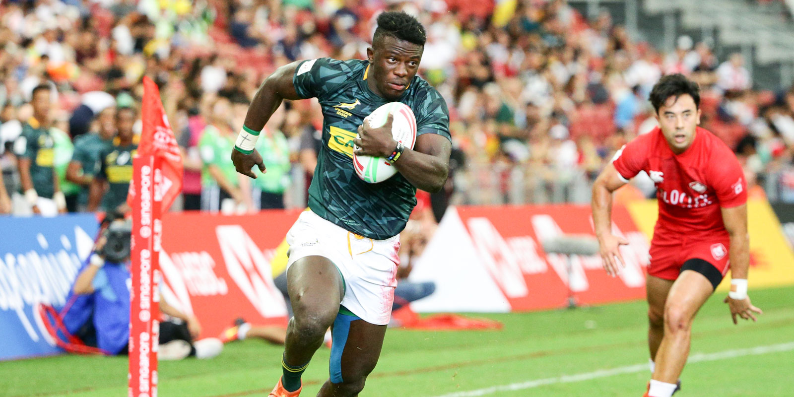 Young Blitzboks keen to contribute to sevens success - Sports Leo