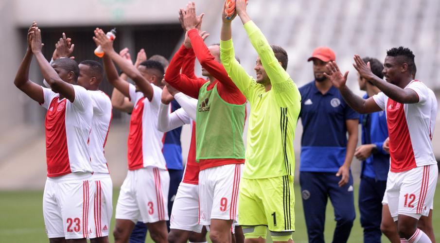 Ajax Cape Town stretch SA Championship lead - Sports Leo