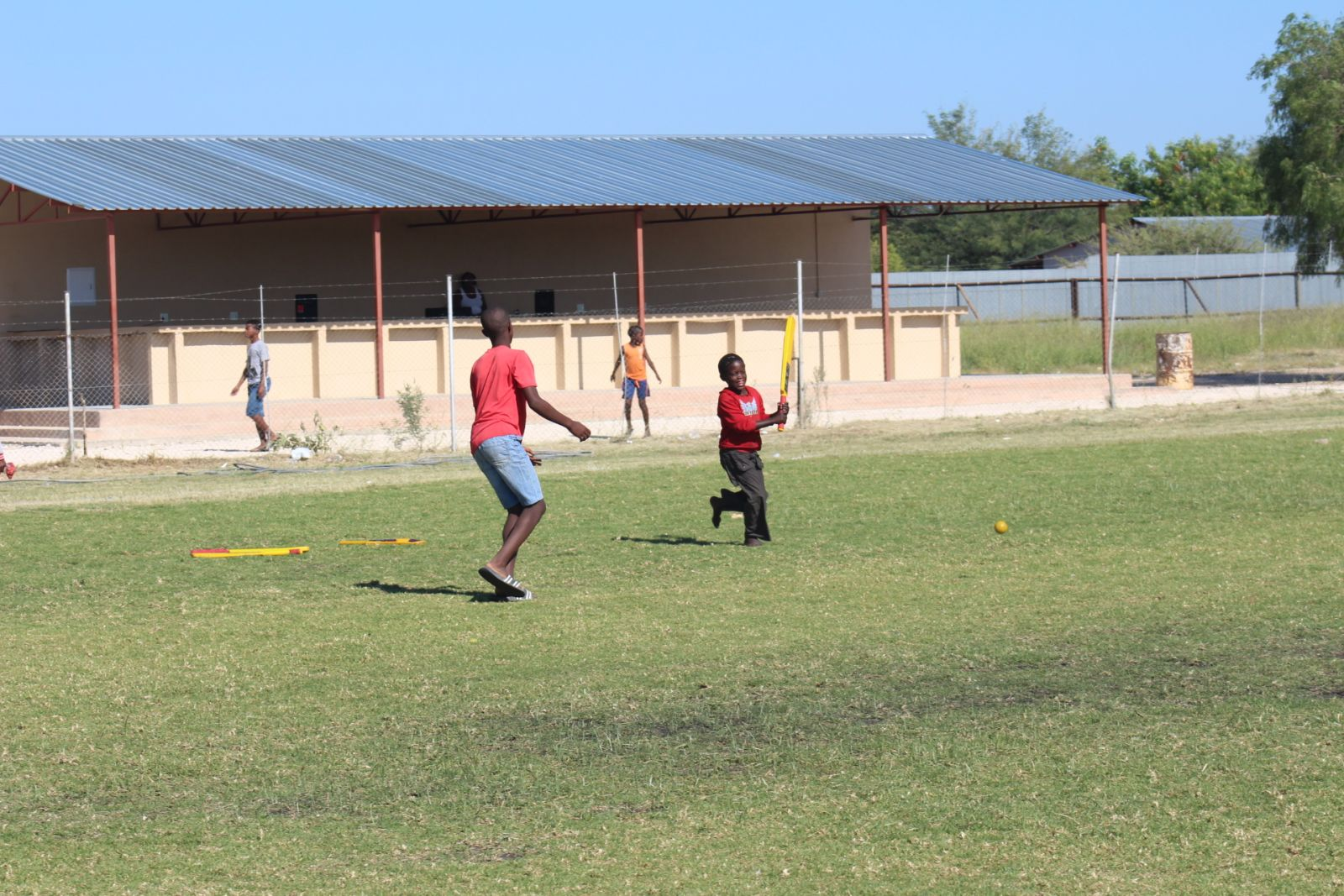 Cricket Namibia pleased with the development of game - Sports Leo