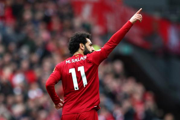 Egyptian Mo Salah making it lucky number 11 for Liverpool - Sports Leo