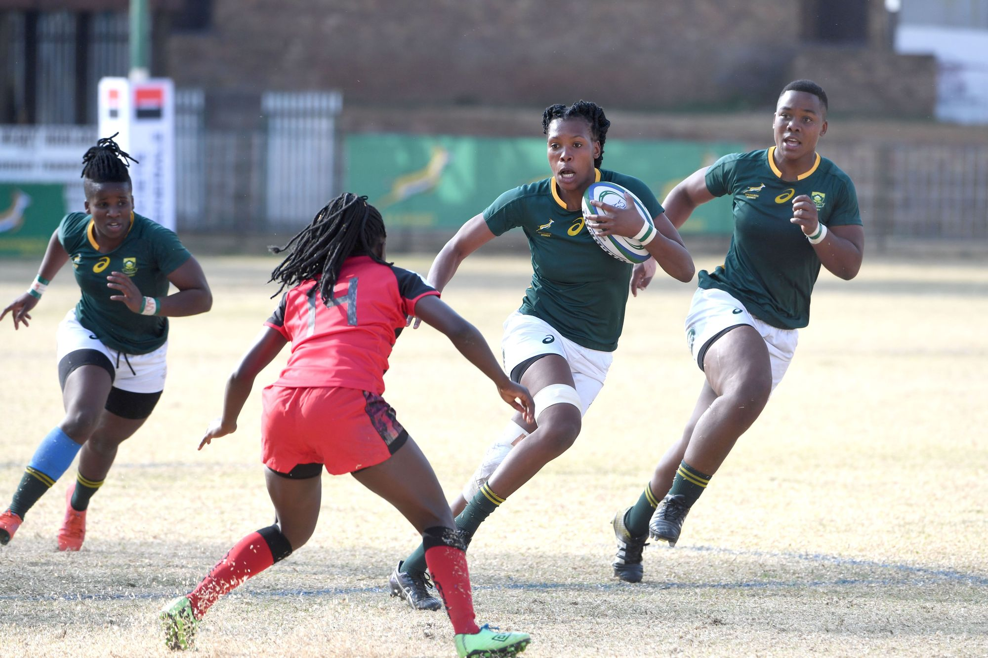 First Springbok women's rugby Test to be held in Madagascar - Sports Leo