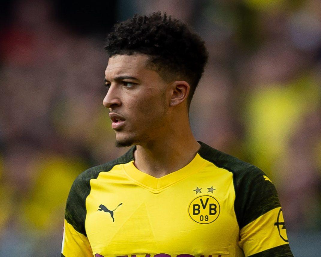 Jadon Sancho drops Manchester United transfer hint - Sports Leo