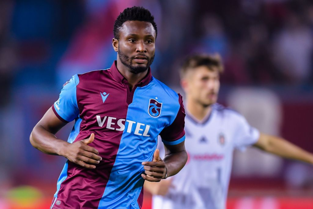 Nigeria's Mikel refuses to keep playing over Covid-19 fears - Sports Leo