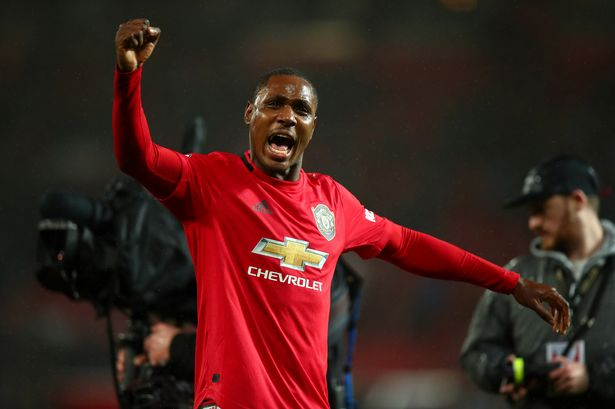 Nigerian Odion Ighalo proving his worth at Manchester United - Sports Leo