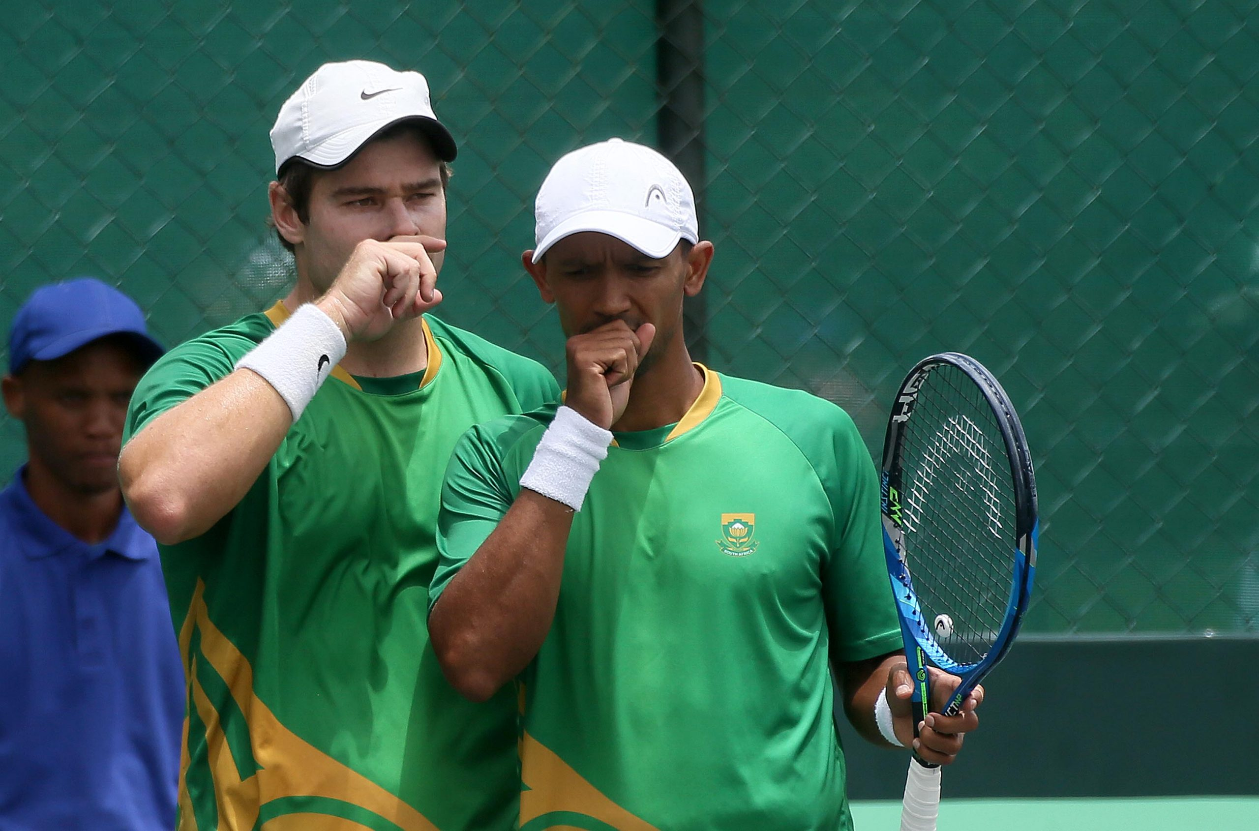 Ruan Roelofse to open South African Davis Cup campaign - Sports Leo