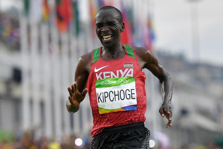 Wise decision to postpone Olympics - Kenyan Kipchoge - Sports Leo