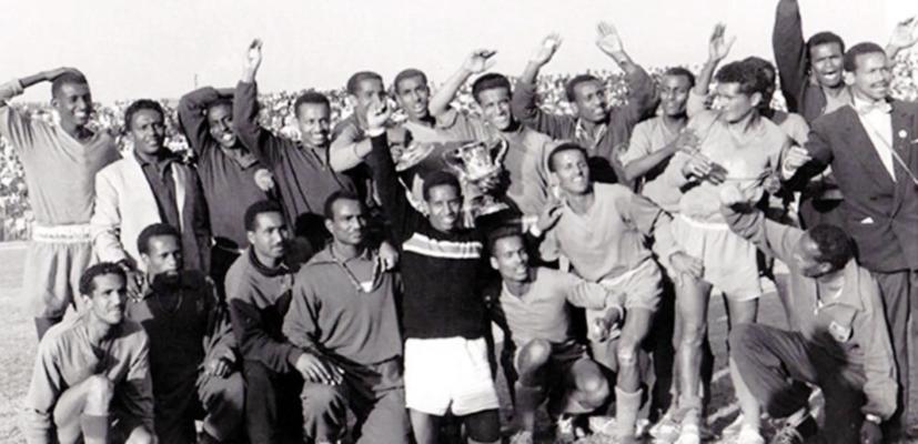 1962 - Athletics powerhouse Ethiopia conquer African football - Sports Leo